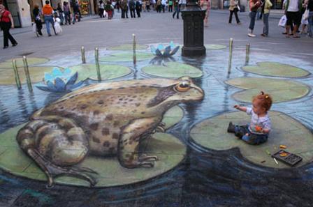 3D граффитти