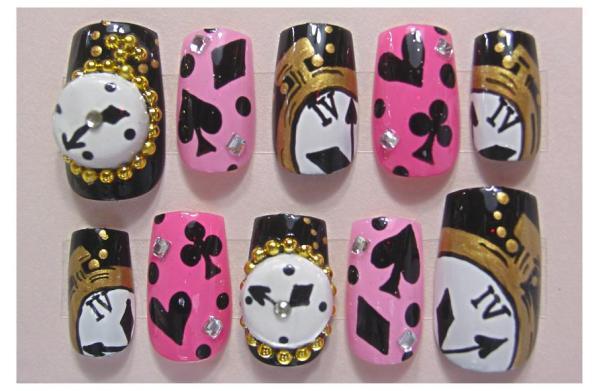 Как сделать шахматный маникюр Красивые ногти - дополнение твоего образа