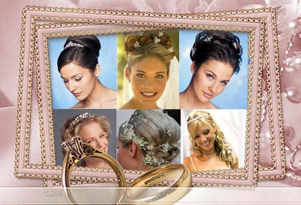 حصريا لعالم المرأة : المجموعة الثالثة من تسريحات 2011 pricheski-wedding1a.