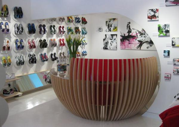 Дизайн Магазина Детской Обуви Фото