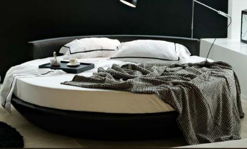 Категория.  Ключевые теги. кругла кровать.  Letife. e_s_k_a.