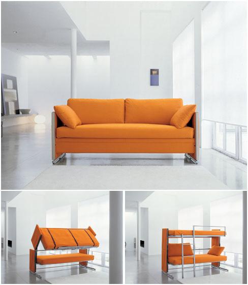 Купить диван двухъярусный