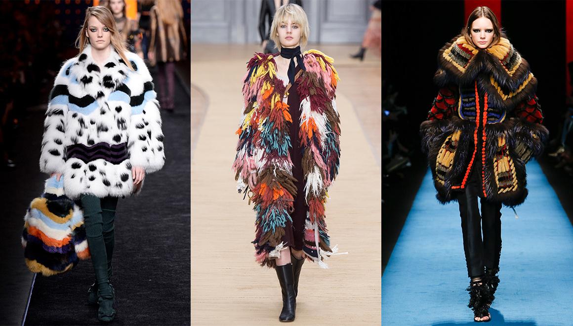 Зима Осень Модная Одежда