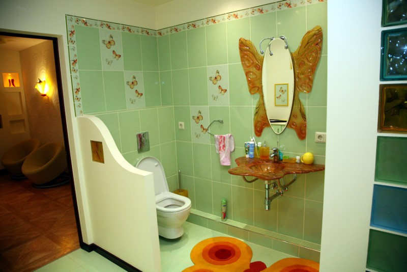 Ванная комната своими руками идеи
